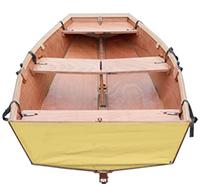Cream Boat