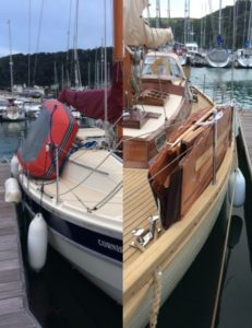 which would you chose as a tender for your yacht?