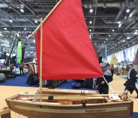 Traditional Lug Sailing rig now available to order