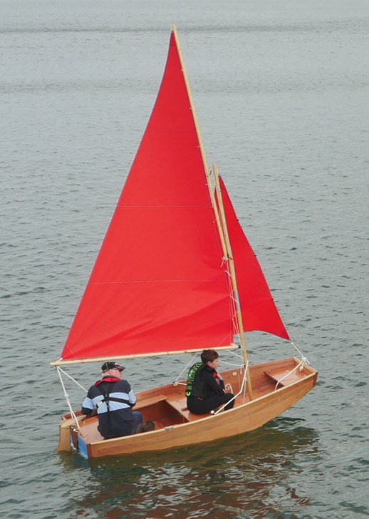 Upgrade Pack Row To Sail Seahopper
