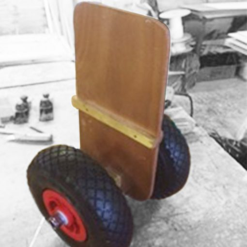 make carrying your seahopper easier with these sand wheels