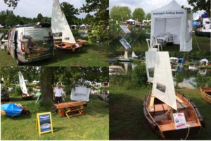 family days out and selling Seahopper boats